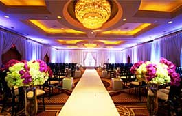 Wedding and Event Up-Lighting & Custom Decor Service
